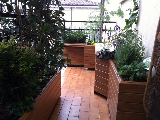 Fioriera in plastica pvc fioriere legno fioriere - Fioriere da balcone ikea ...
